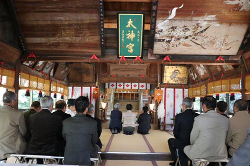 2019春祭り玉串